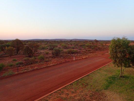 Newman, Αυστραλία: VUE DE LA CHAMBRE