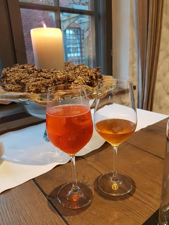 Norddorf, Germany: Apero am Abend