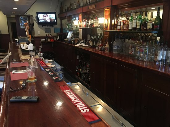 Huntington, MA: The Bar