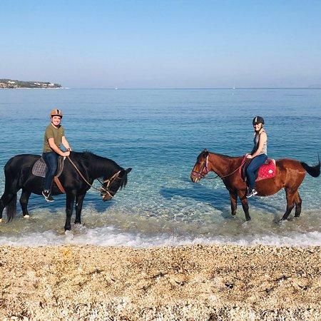 Avlaki, Greece: Corfu Riding Centre