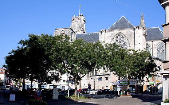 Collegiale Saint-Gengoult Photo