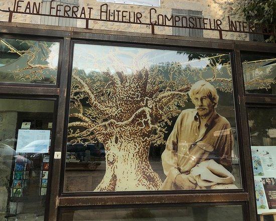 Le musée jean ferrat picture of maison jean ferrat antraigues