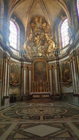 La chapelle de la cathédrale Saint Jean