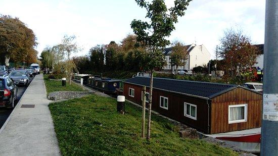 Sallins, Irlanda: Canal view