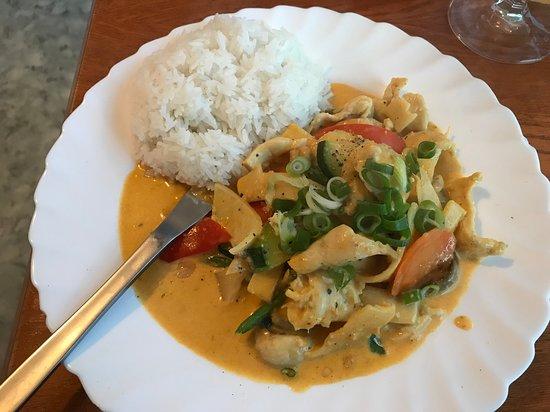 Borgerende-Rethwisch, เยอรมนี: Thai chicken