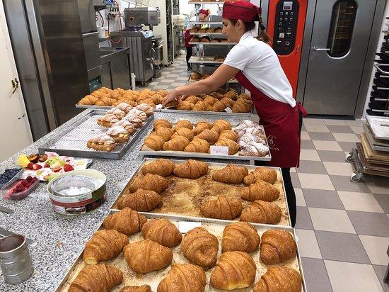 Mareno di Piave, อิตาลี: pasticceria