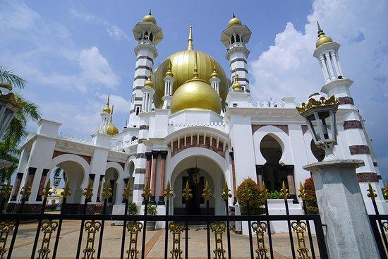 ウブディア モスク, マレーシア一美しいモスク。