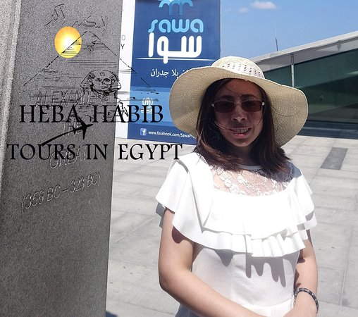 Heba Habib Tours In Egypt