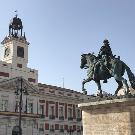 Km 0  The heart of Madrid