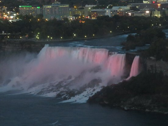 American Falls And Bridal Veil Falls Picture Of Embassy Suites By