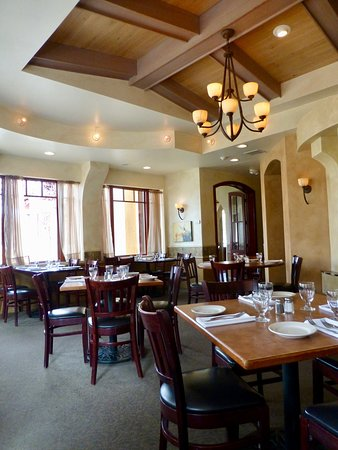 Hesperus, CO: Main dining room at Kennebec Cafe