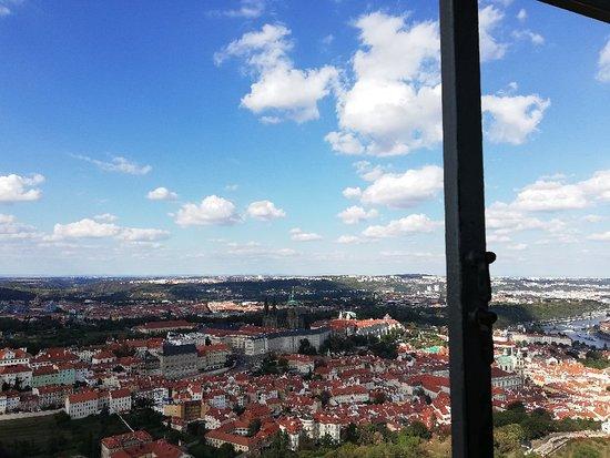 Petřínská rozhledna Fotografie
