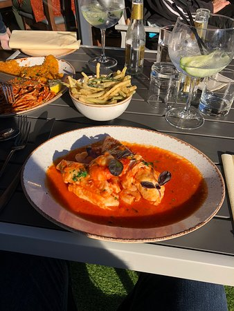 Monkfish To Die For Picture Of Cucina Leigh On Sea Tripadvisor