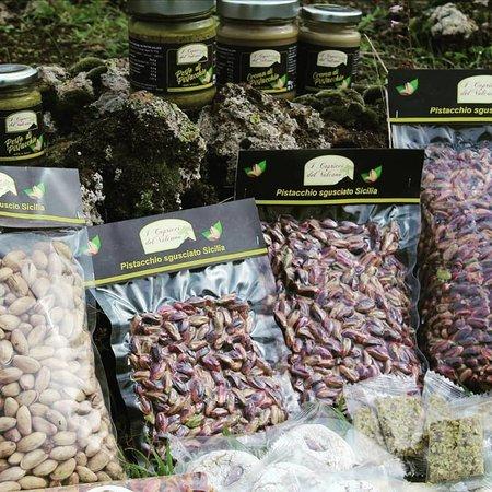Bronte, Italy: Pistacchio e altri prodotti che proponiamo