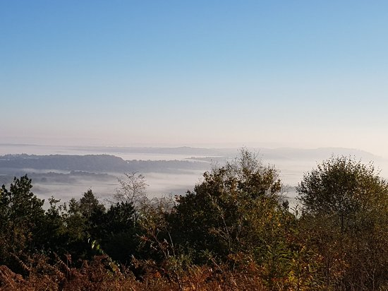 Hindhead Commons and the Devil's Punch Bowl Foto