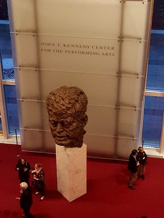 John F. Kennedy Center for the Performing Arts: JFK