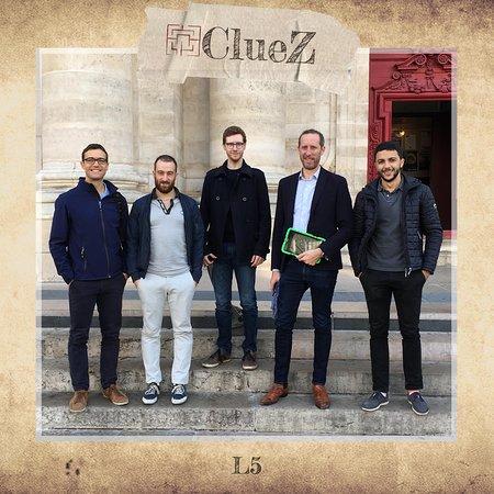 ClueZ detectives