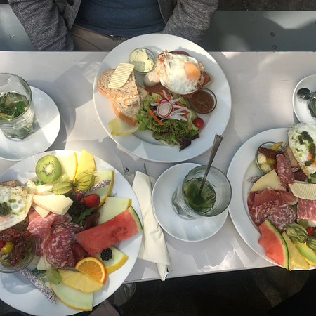 Ab Der Fisch Düsseldorf Frühstück