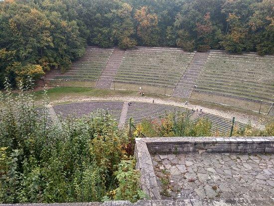 Amphitheatre on St. Anne's Mountain: Amfiteatr...