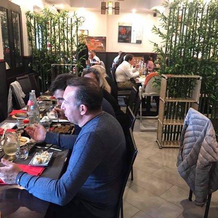 Cellatica, Olaszország: Mi Sushi