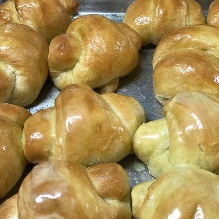 Hiawatha, Канзас: A few pics of food you can order at The Bread Bowl!