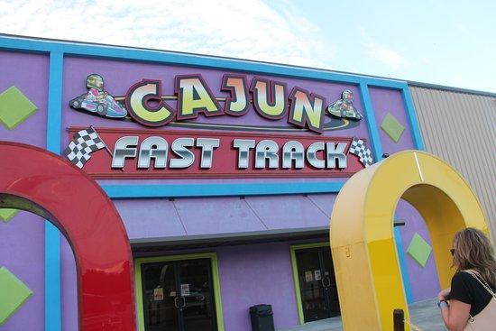 Cajun Fast Track