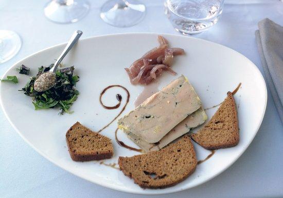 Malo-les-Bains, Γαλλία: Foie gras maison (biensur)