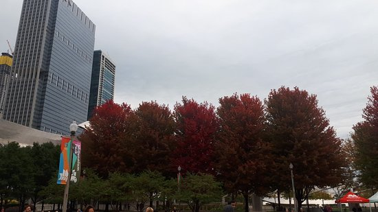 千禧公園照片