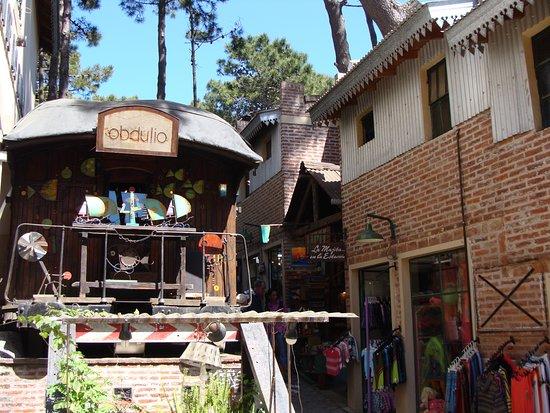 Paseo Aldea Hippie