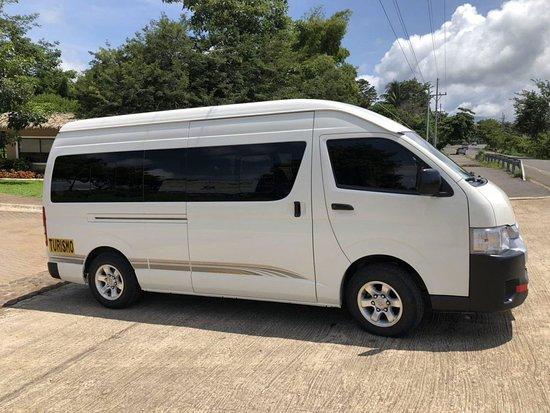 San Francisco de Coyote, Costa Rica: Our vehicles