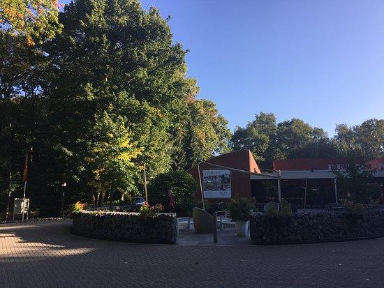 Ede, Nederland: Heel mooie omgeving