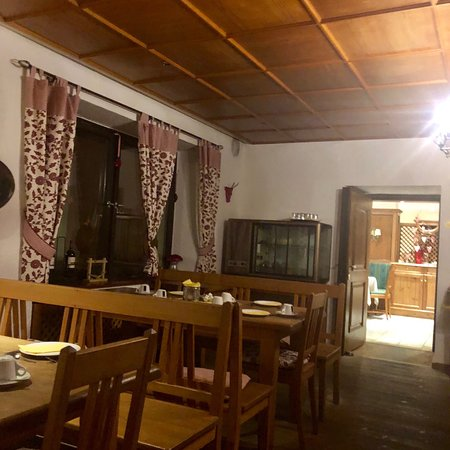 Hunderdorf, Duitsland: Just some pictures of the restaurant.