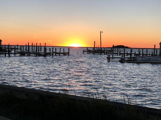Sunset on Tylerton