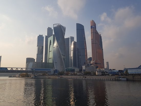 Moscow International Businnes Center Moscow-City