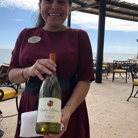 Gourmet food & Mexican Wine