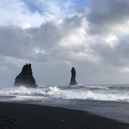 South Coast: Fire & Ice | Glacier Hike, LAVA, Waterfalls & Black Sand Beach – fotografija