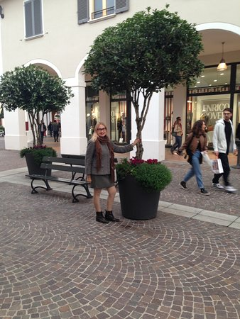 Mantova Outlet Village (Bagnolo San Vito) - Aktuelle 2019 - Lohnt es ...