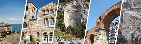 Taxithess: THESSALONIKI TOURS: Travel by taxi or Minivan