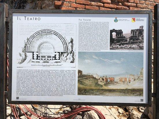 Teatro Antico di Taormina: history of the theater