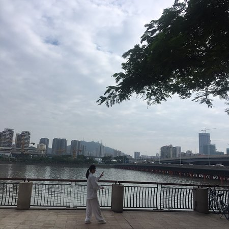 Zhuhai Lovers' Road Foto
