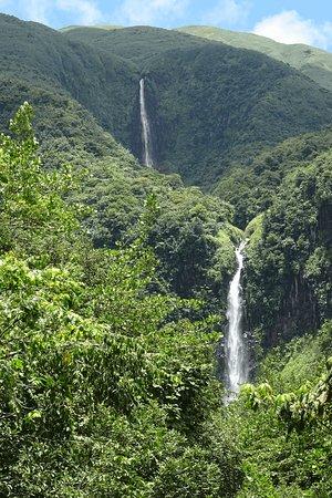 Basse-Terre Island, Guadalupe: Erleben Sie die Wasserfälle auf Basse Terre, nit Bleu Pearl Service Touristique