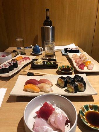 Sushi Yasuda: Ottimo sushi 🍣
