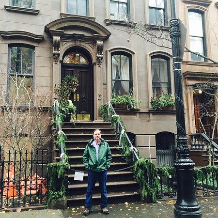 Gite A Piedi New York Tours