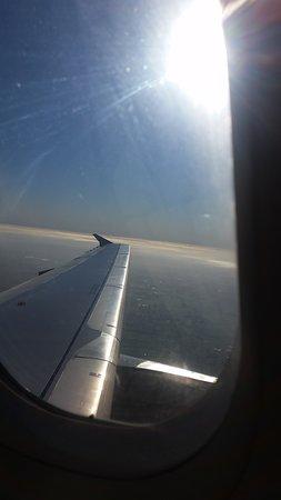 Jetstar Airways - Úc & New Zealand: Beautiful window view