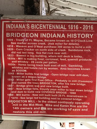 Covered Bridge Festival Indiana Map.Bridgeton Covered Bridge Rockville 2019 All You Need To Know