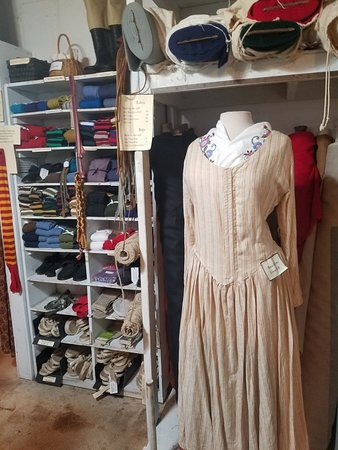 St. Augustine Textiles and Colonial Goods Merchant