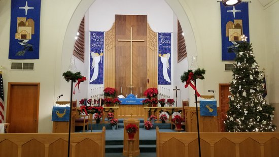 Nampa, ID: Inside of the church