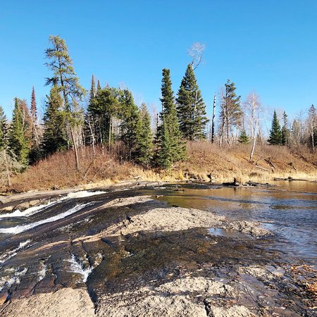 Whiteshell Provincial Park, Canada: Pine Point Trail