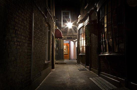 Jack the Ripper- og spøkelsestur til...