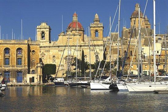 Vittoriosa and Senglea Tour Including...